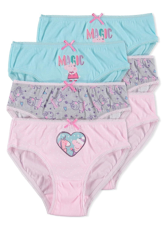 Peppa Pig Underwear | Briefs 6-Pack Jellifish Kids