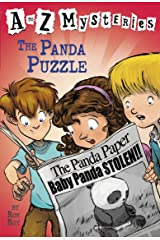 A to Z Mysteries: The Panda Puzzle Kindle Edition