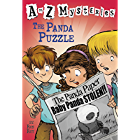 A to Z Mysteries: The Panda Puzzle (English Edition)