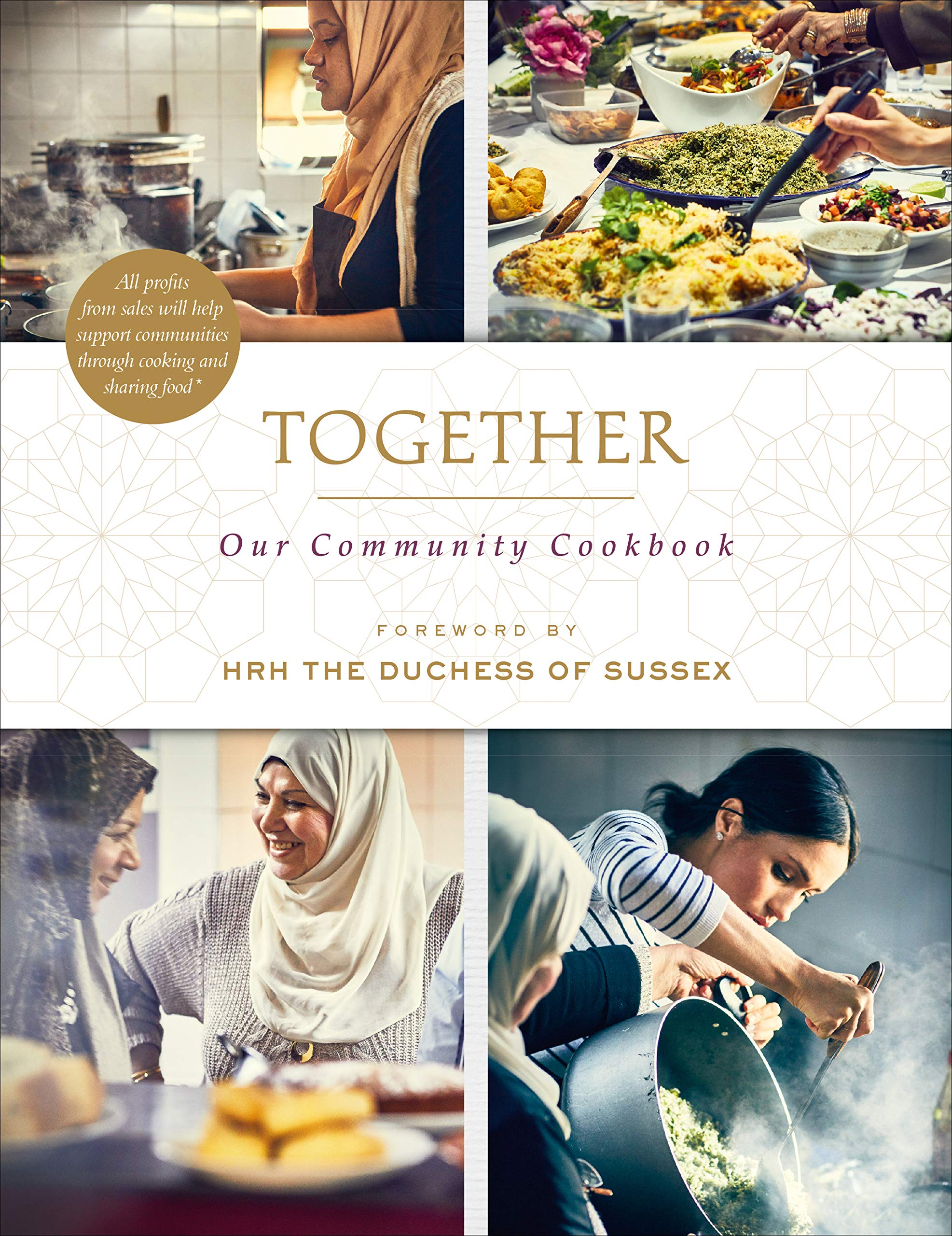 Together: Our Community Cookbook: Amazon co uk: The Hubb Community