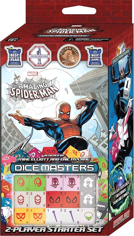 Marvel Dice Masters: The Amazing Spider-Man (Starter Set)