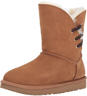 d9867704428 Amazon.com | UGG Women's Maia Winter Boot, Black, 6 M US | Snow Boots