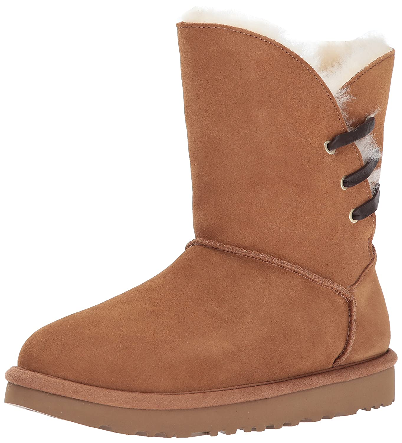 Constantine Slouch Boot, Chestnut