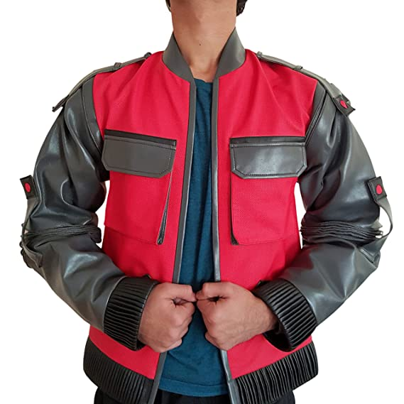 Back To The Future 2 Jacket/Marty McFly 2015 Costume