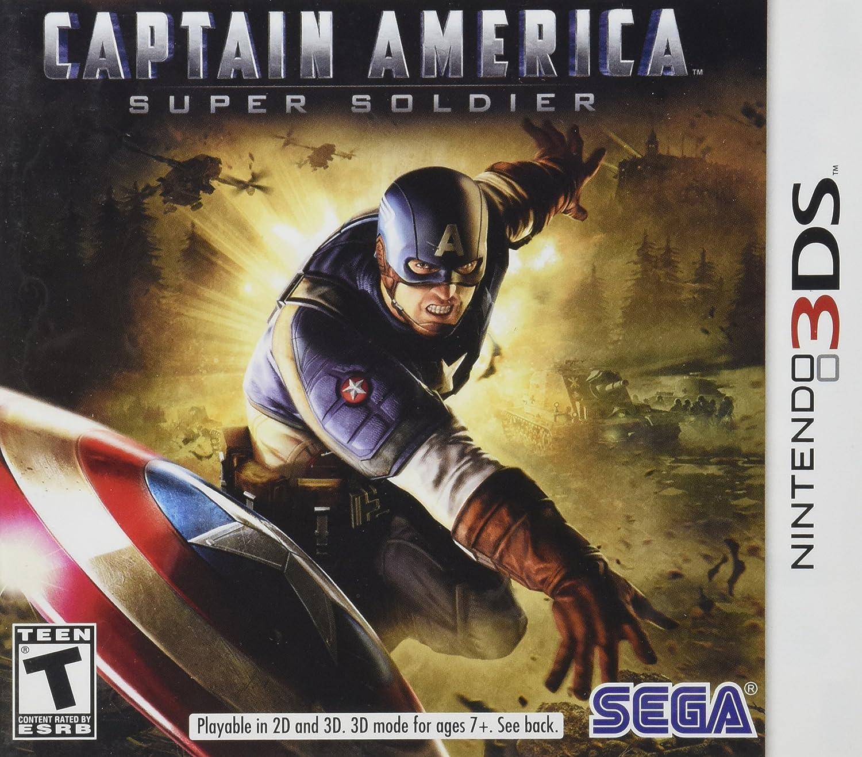 Amazon com: Captain America: Super Soldier - Xbox 360: Video