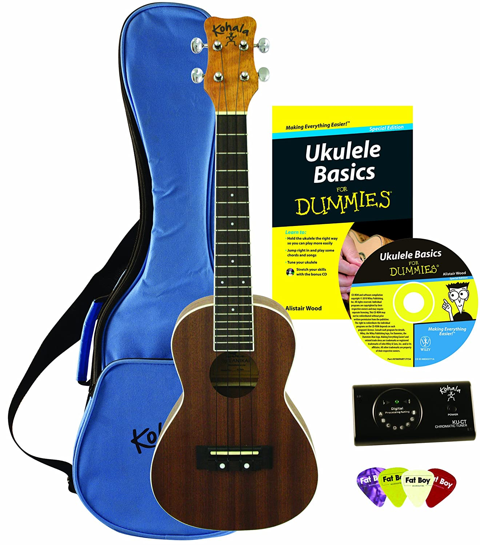Amazon guitar for dummies ukfd ukulele pack musical instruments hexwebz Images