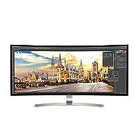 Deals on LG 38UC99-W 21:9 38-inch UltraWide Curved WQHD+ IPS Monitor