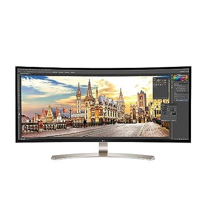 85191f5d4609 Amazon.com  LG 38UC99-W 38-Inch 21 9 Curved UltraWide QHD+ IPS ...