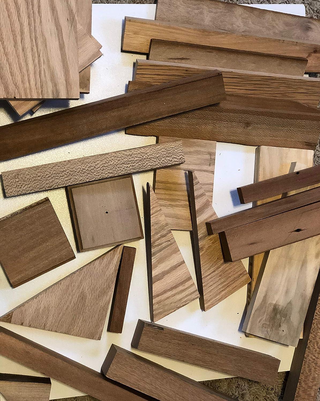 Amazon Com New Wood Bundle Set For Crafts Diy Wood Crafts