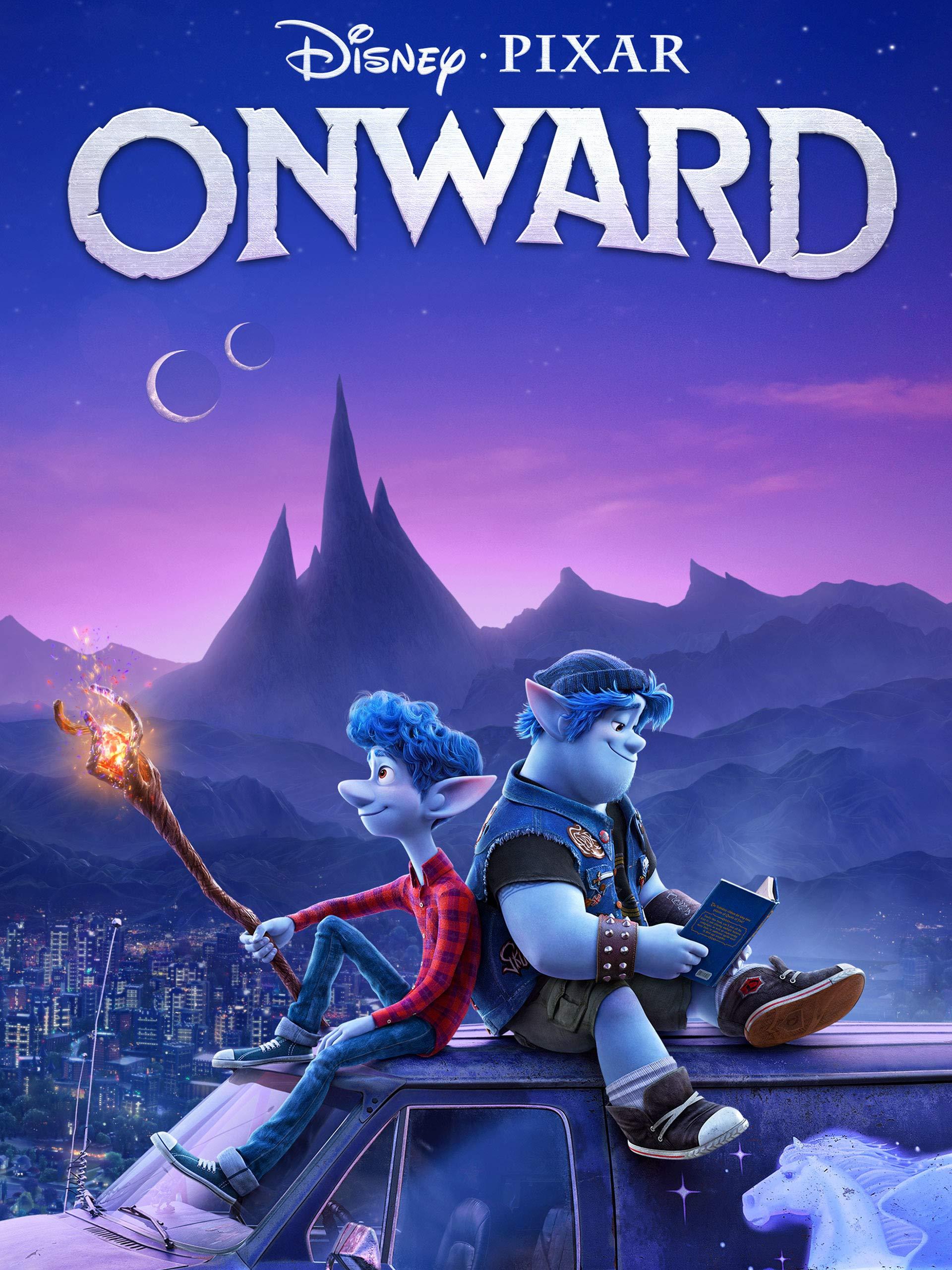 Amazon.com: Watch Onward (4K UHD)