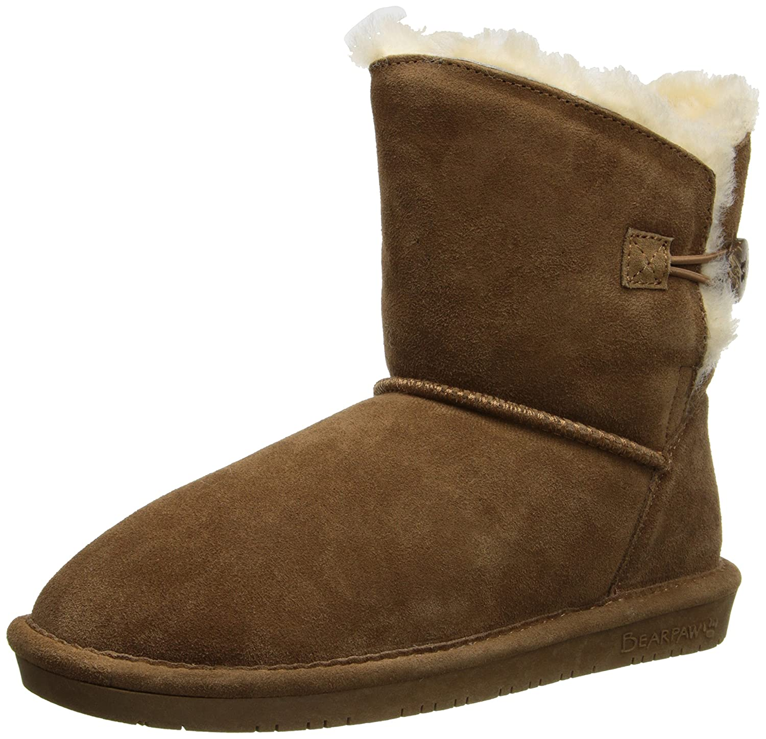 BEARPAW Women's Rosie Winter Boot B00IXANQY6 10 B(M) US|Hickory