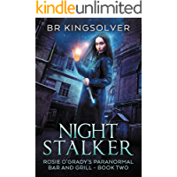 Night Stalker: An Urban Fantasy (Rosie O'Grady's Paranormal Bar and Grill Book 2) book cover