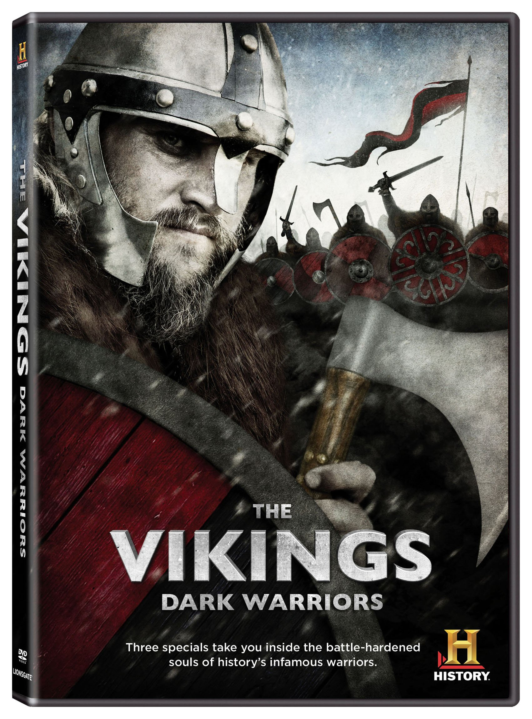 The Vikings: Dark Warriors [DVD]