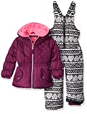Amazon Price History for:Pink Platinum Girls' Printed Super Snowsuit