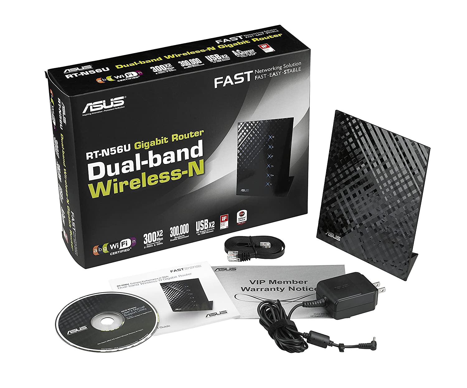 Download Drivers: Asus RT-N56U Wireless Router