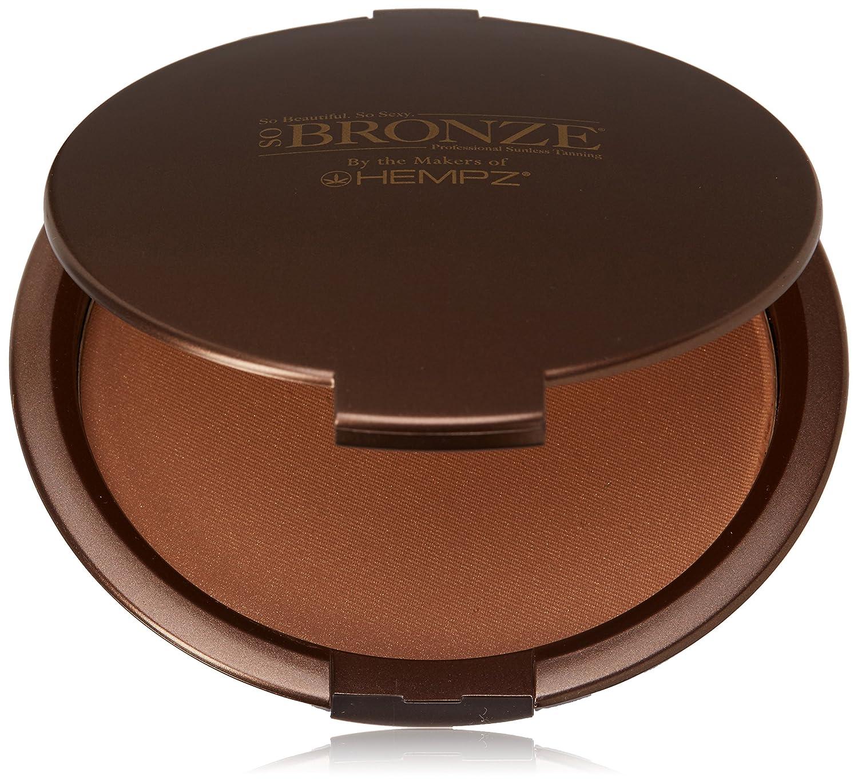 Hempz So Bronze Compact Body Bronzer, Shimmer Bronze, 0.70 Ounce PBI Group Inc.