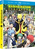 Asssassination Classroom: Season 1, Part One (Blu-ray/DVD Combo)