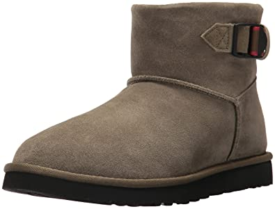 ad237e77 Amazon.com | UGG Men's Classic Mini Strap Winter Boot | Boots