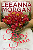 Forever Santa: A Montana Brides Christmas Novella (The Montana Brides Book 5)