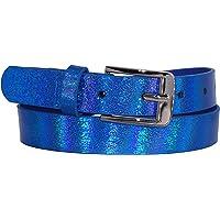 EANAGO Cinturón para Niñas (Niños de la guardería y la enseñanza primaria, 5-10 años, Cadera 57-72cm), Medida 65 cm…