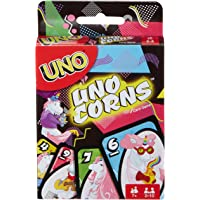 Mattel Card Game UNO Corns