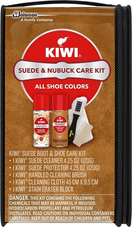 Kiwi Suede and Nubuck Kit