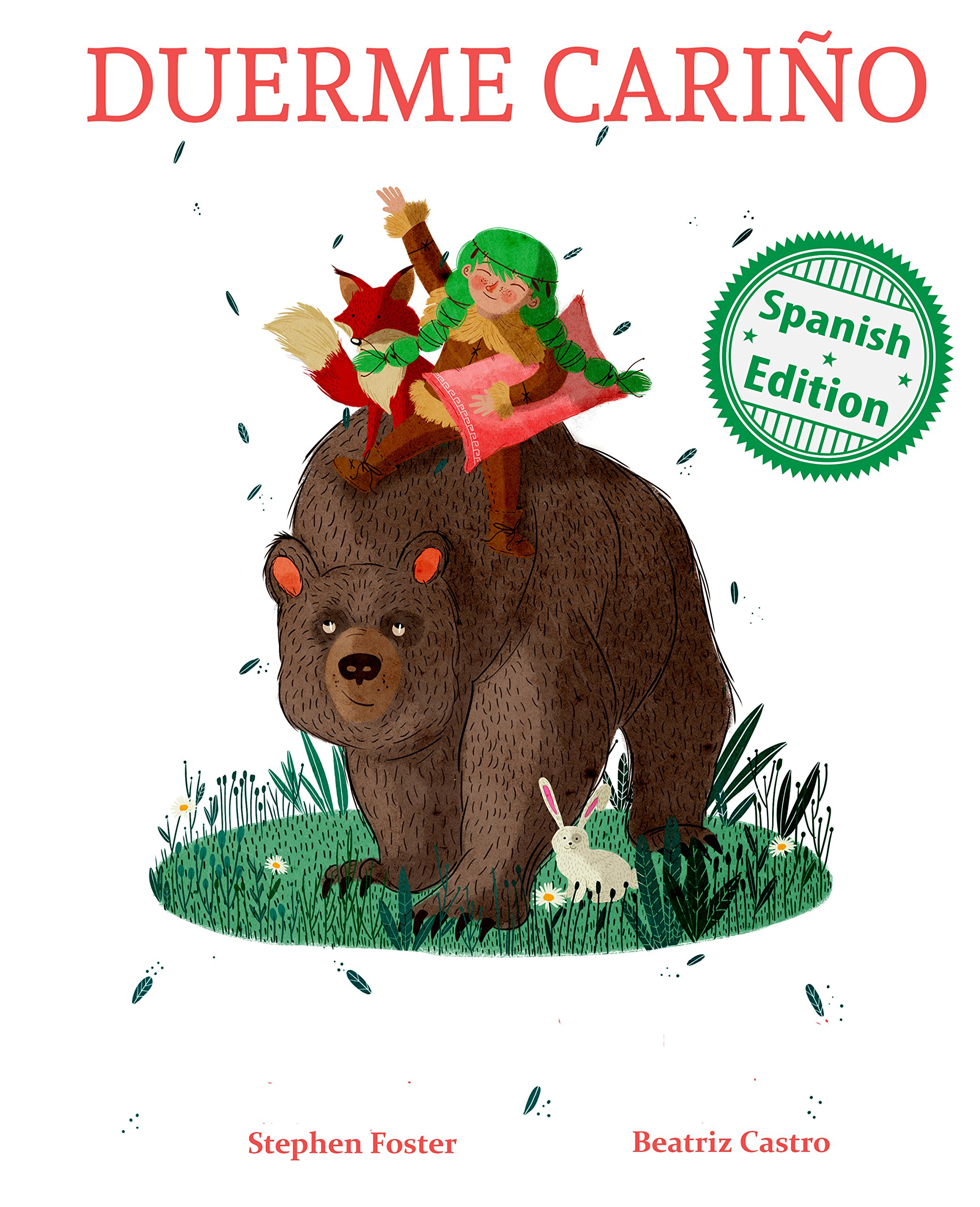 Duerme Cariño (Slumber My Darling) (Xist Kids Spanish Books)