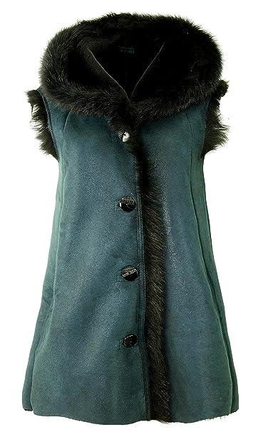 DX-Exclusive wear - Chaleco - para Mujer  Amazon.es  Ropa y accesorios b3d6b150e21e
