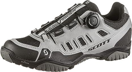 Scott Sport Crus-r Boa 2021 - Zapatillas de ciclismo para mujer, color gris y negro: Amazon.es: Zapatos y complementos