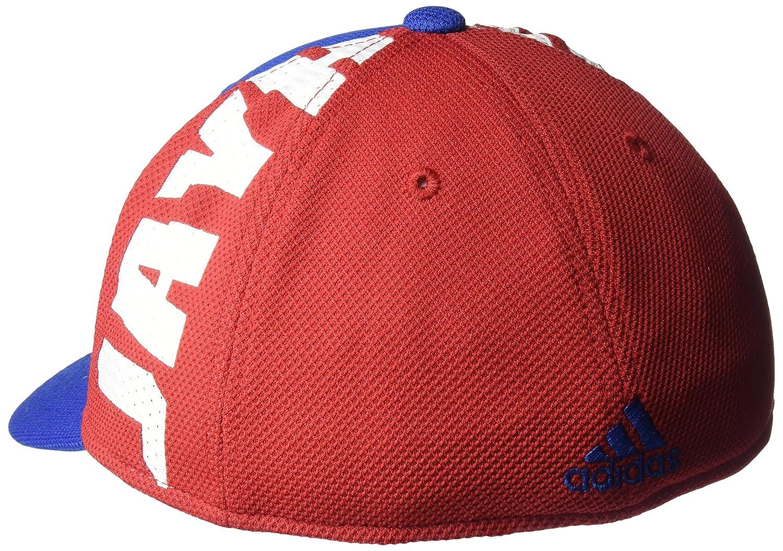 adidas NCAA Mens City Structured Flex w//Meshback