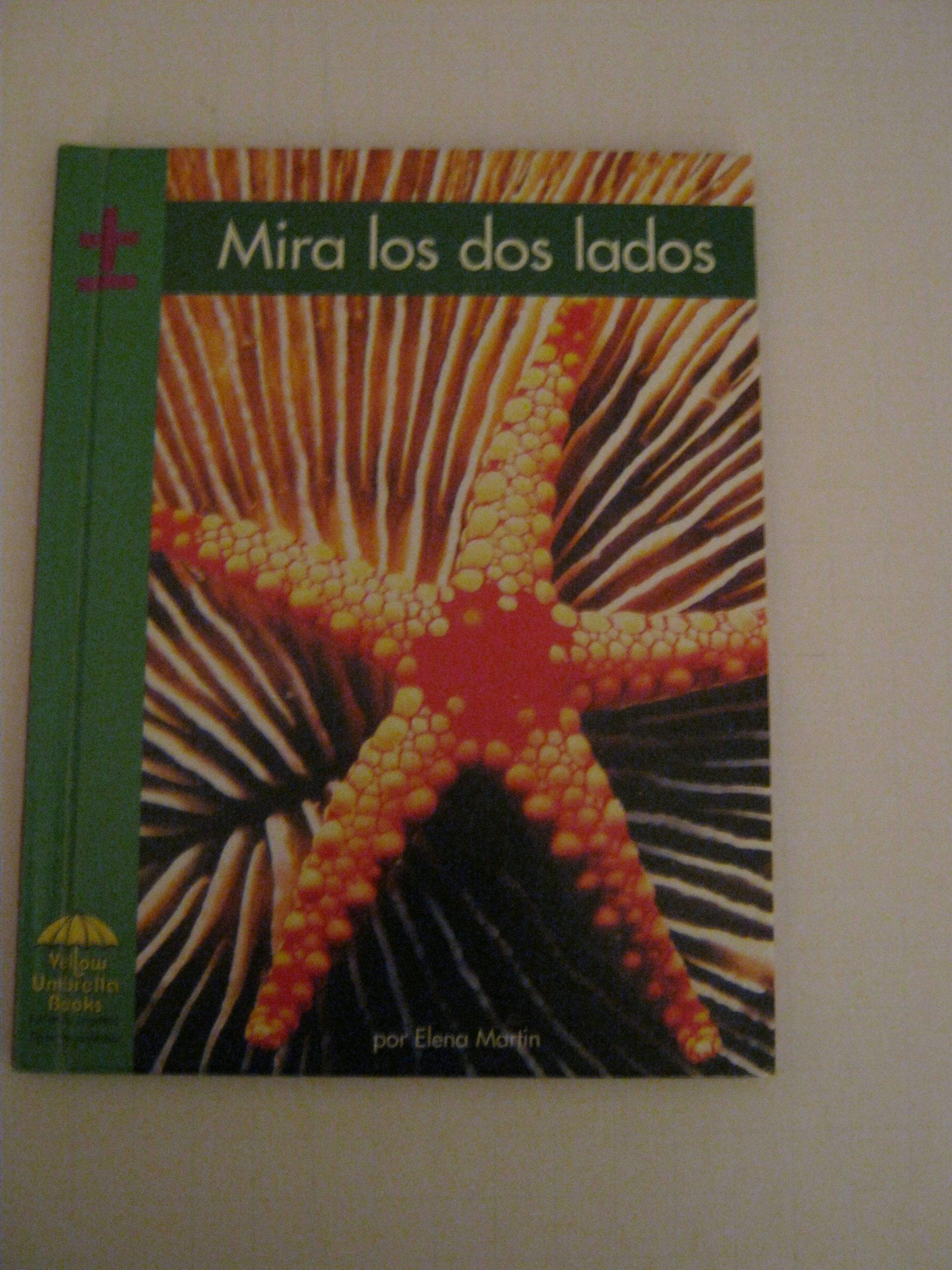 Download Mira los dos lados (Math - Spanish) (Spanish Edition) pdf