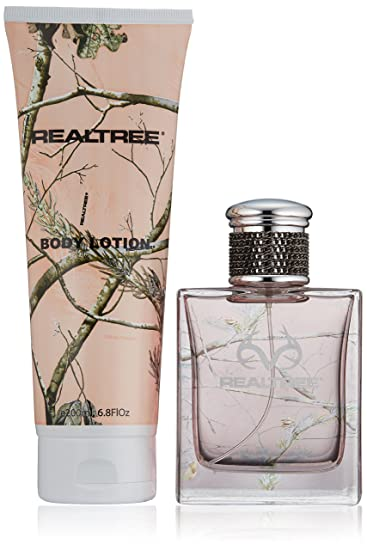Amazon.com : Realtree Fragrance Gift Set for Her : Beauty