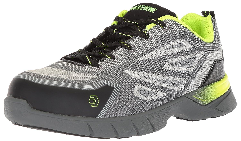 ff5336f02dc Amazon.com: Wolverine Jetstream 2 CarbonMax Safety Toe Shoe 's ...