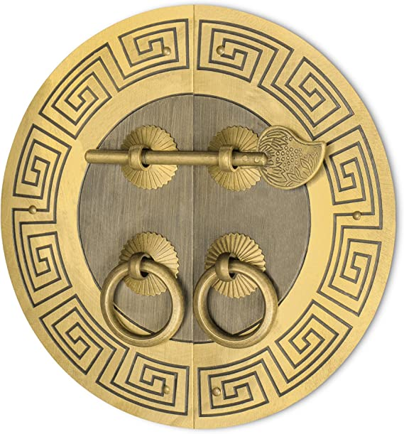 """CBH BLESSINGS FOR LONG LIFE Cabinet Face Plate 5.5/"""""""