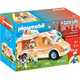 PLAYMOBIL Ice Cream Truck toy figure playsets, Multi, 1 Piece