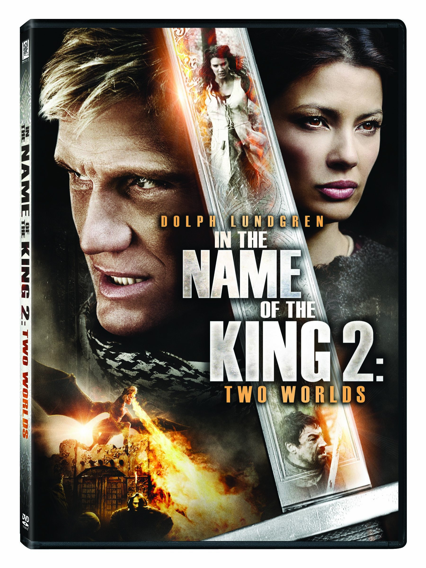 In The Name Of The King 2: Two Worlds [WS] (Dolby, AC-3, Subtitled, Widescreen)