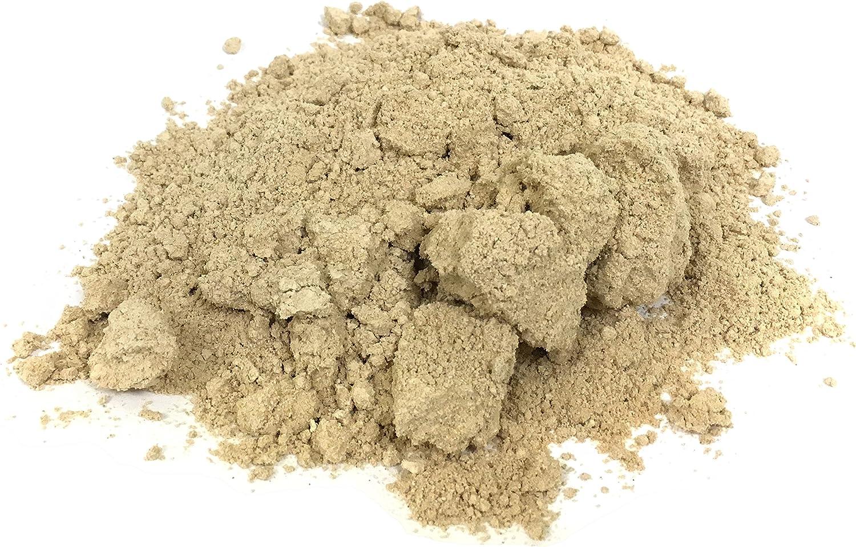 Best Botanicals Slippery Elm Bark Powder — Gluten-Free Throat Support Supplement — Great for Digestive Support and Women's Health — 8 oz