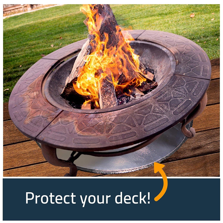 Newtex FirePad Deck Protector (24