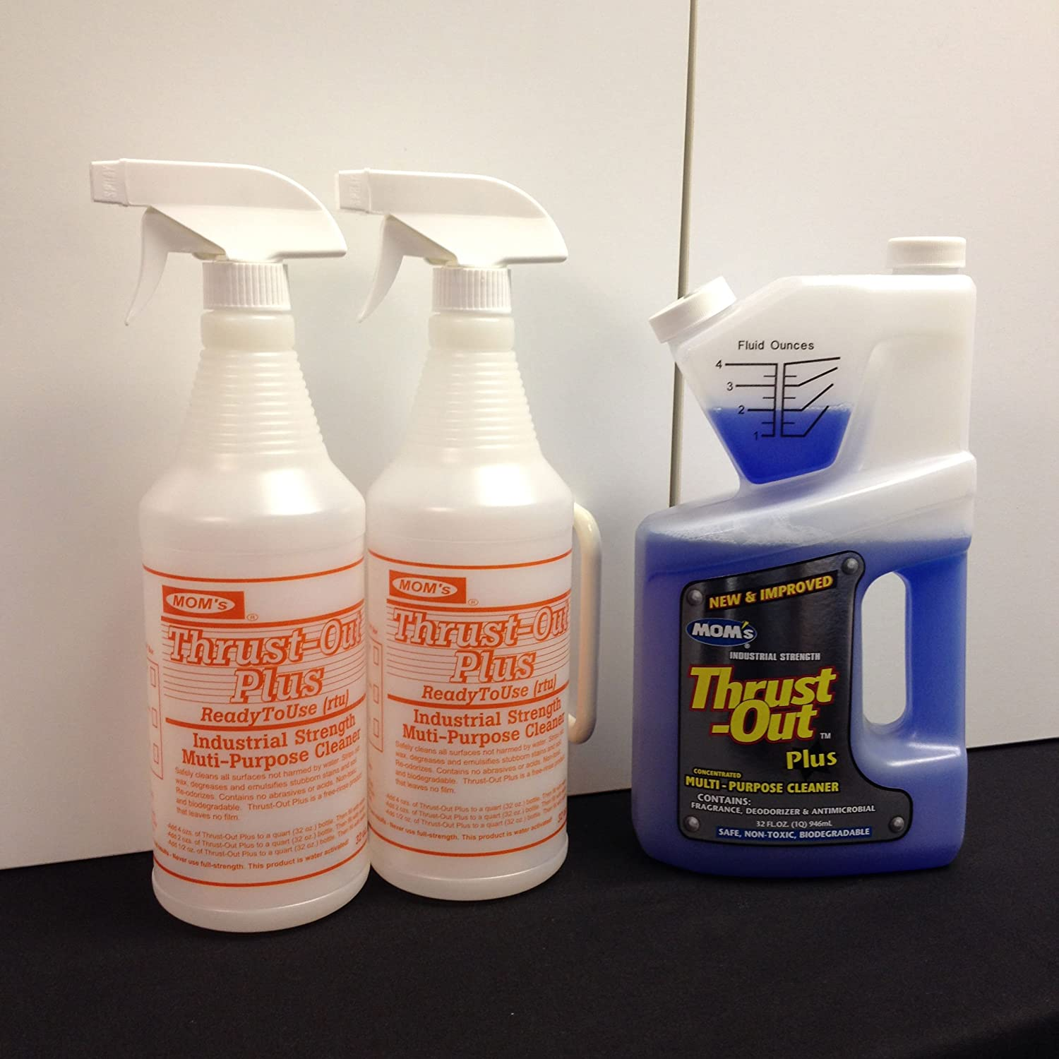 Thrust-Out Industrial Multi-Purpose Cleaner and Degreaser (KIT)