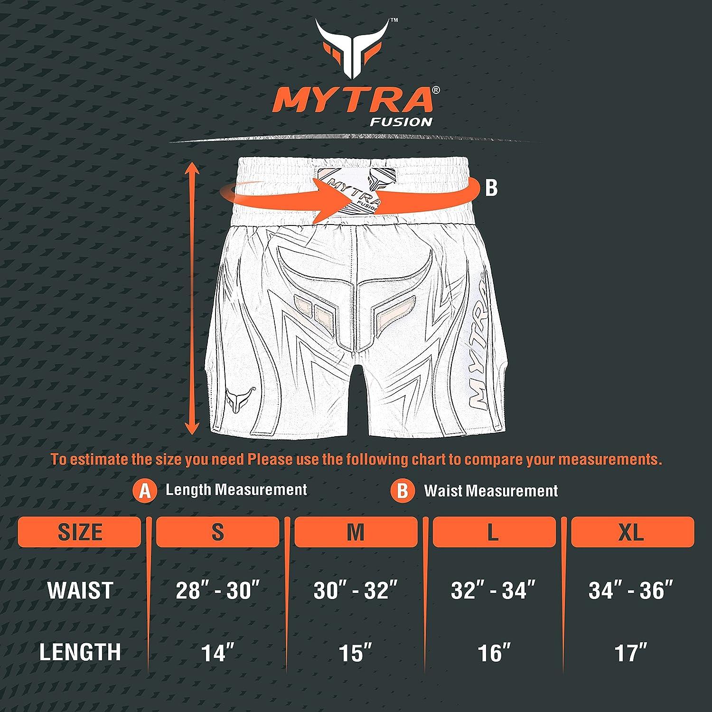 Mytra Fusion Pro Boxing Shorts for Muay Thai Training Punching Sparring Fitness Gym Clothing Fairtex jiu Jitsu MMA Muay Thai Kickboxing Equipment Trunks