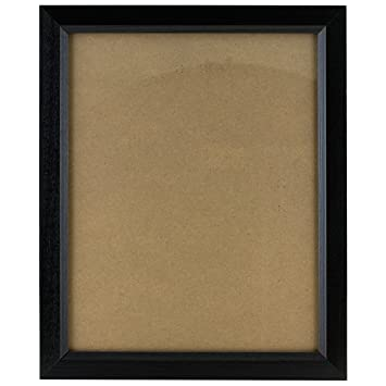Amazoncom Craig Frames Economy Black Simple Hardwood Picture