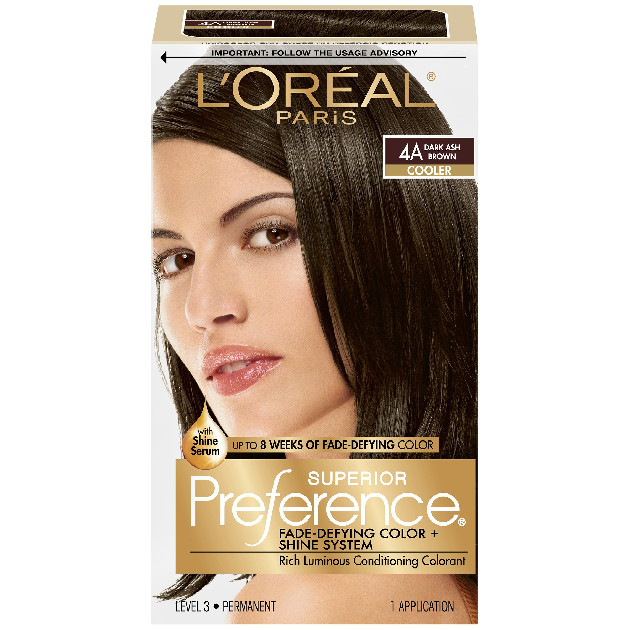 amazoncom lor233al paris excellence cr233me permanent hair