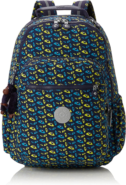 kipling SEOUL GO Large Backpack Nocturnal Eye