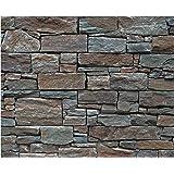 W-003 Wanddesign Wandverblender Steinwand Granit