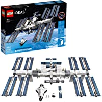 LEGO Ideas International Space Station 21321 Building Kit, Adult Set for Display, Makes a Great Birthday Present, New…