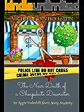 The Near Death of a Cheapskate Decorator: An Aggie Underhill Short Story Mystery (An Aggie Underhill Mystery Book 17)