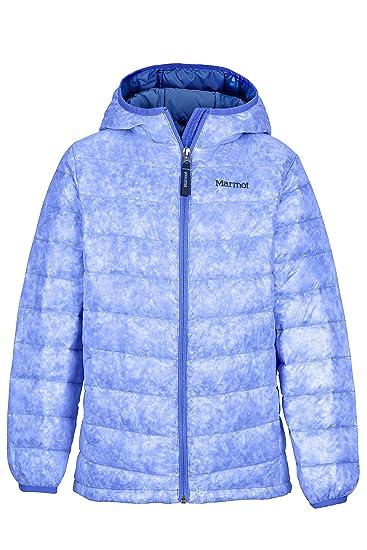 69472b794 Amazon.com: Marmot Nika Girls' Down Puffer Jacket, Fill Power 550 ...