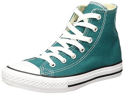 f391e67b63185 Converse Sneaker Haute All Star Hi Canvas – H2 Vert EU 27