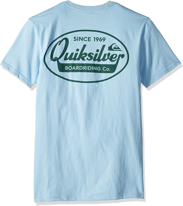 Quiksilver Mens What We Do Best Tee