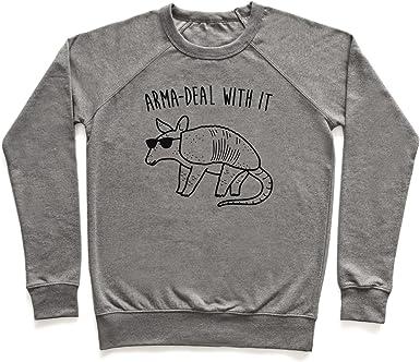 Clothes Can Be an Armadillo Crewneck Sweatshirt T Shirt